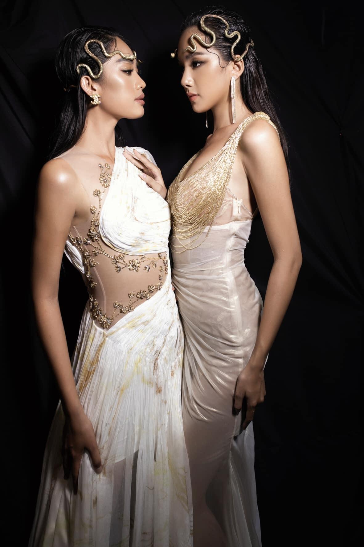Dàn người đẹp của Hoa hậu Việt Nam 2020 thần thái cuốn hút trên sàn catwalk ảnh 8