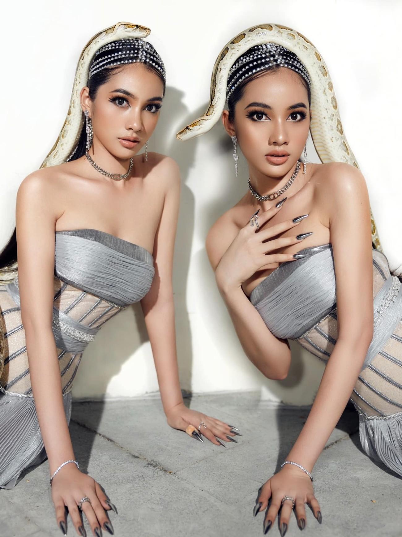 Dàn người đẹp của Hoa hậu Việt Nam 2020 thần thái cuốn hút trên sàn catwalk ảnh 12