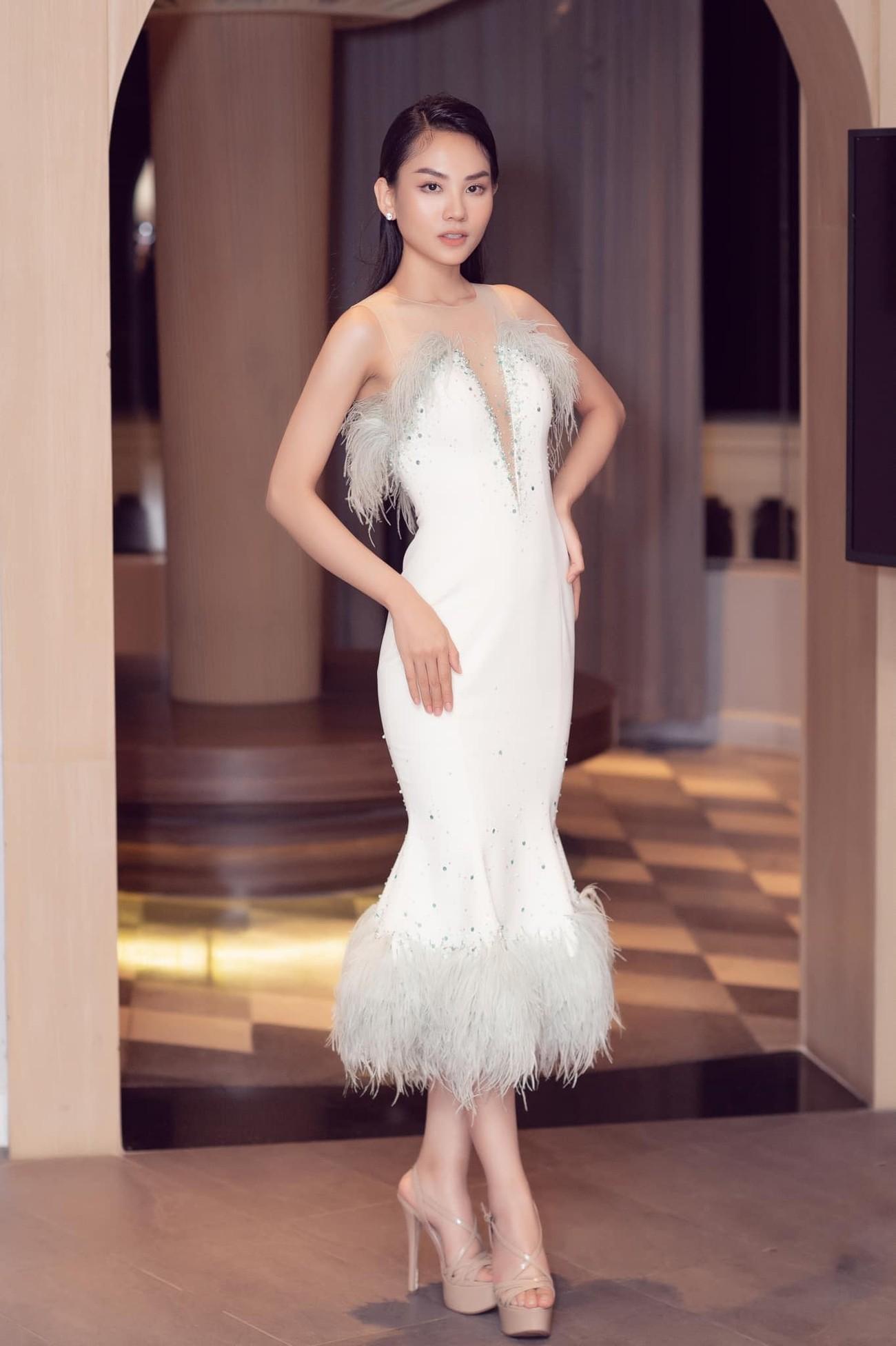 Người đẹp Nhân ái Huỳnh Nguyễn Mai Phương: Khi nhẹ nhàng như sương mai, khi sexy biến hóa ảnh 14