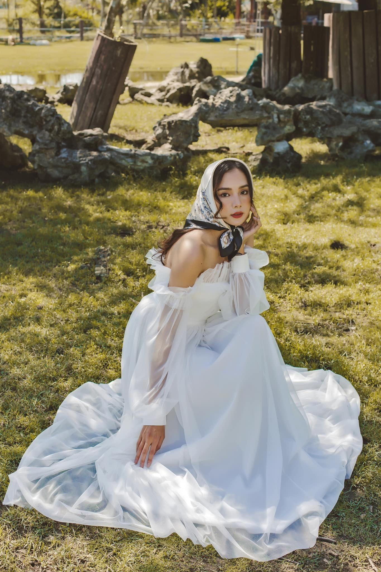 Người đẹp Cẩm Đan kiêu kỳ, Minh Anh xinh đẹp tựa nữ thần ảnh 3