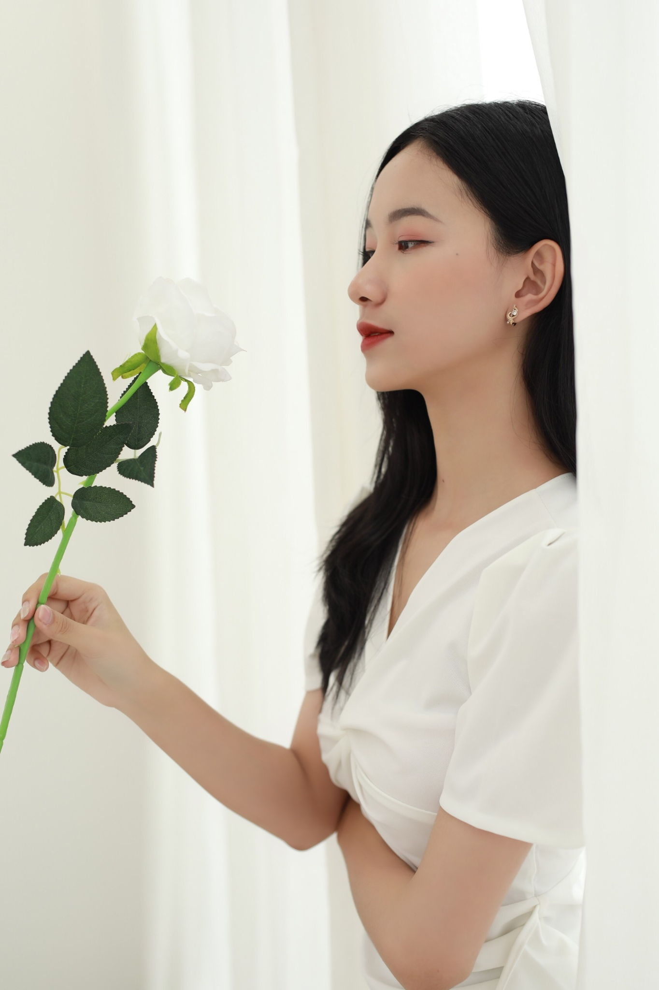 Người đẹp Cẩm Đan kiêu kỳ, Minh Anh xinh đẹp tựa nữ thần ảnh 17