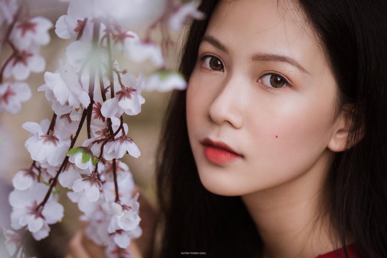 Ảnh cấp 3 cực xinh đẹp của 'Người đẹp có làn da đẹp nhất' Hoa hậu Việt Nam 2020 ảnh 10