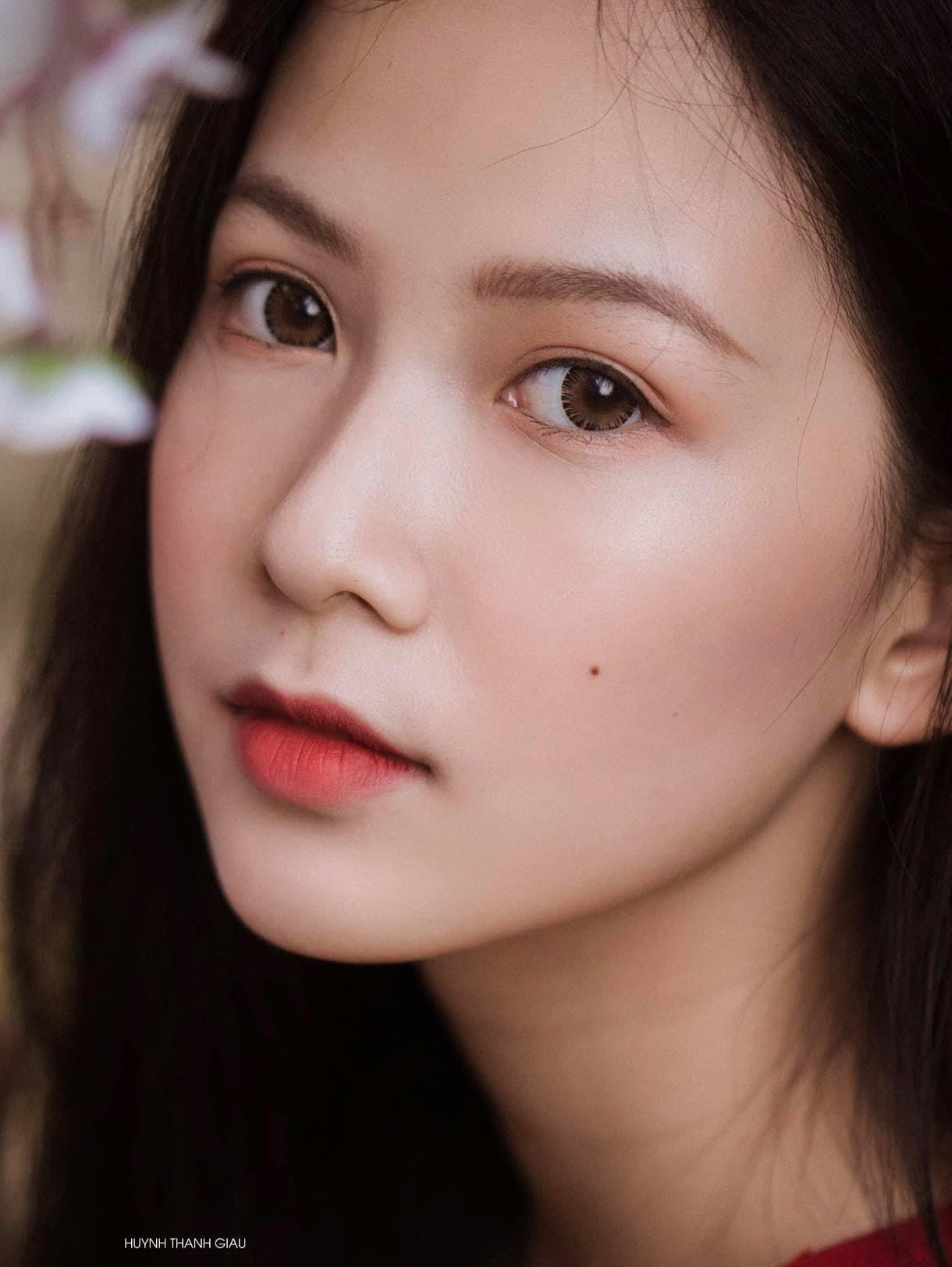 Ảnh cấp 3 cực xinh đẹp của 'Người đẹp có làn da đẹp nhất' Hoa hậu Việt Nam 2020 ảnh 4
