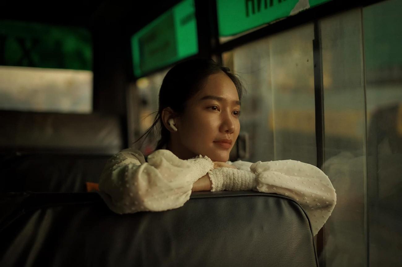 Khoảnh khắc đẹp hút hồn của cô nàng có 'Gương mặt đẹp nhất' Hoa hậu Việt Nam 2018 ảnh 1