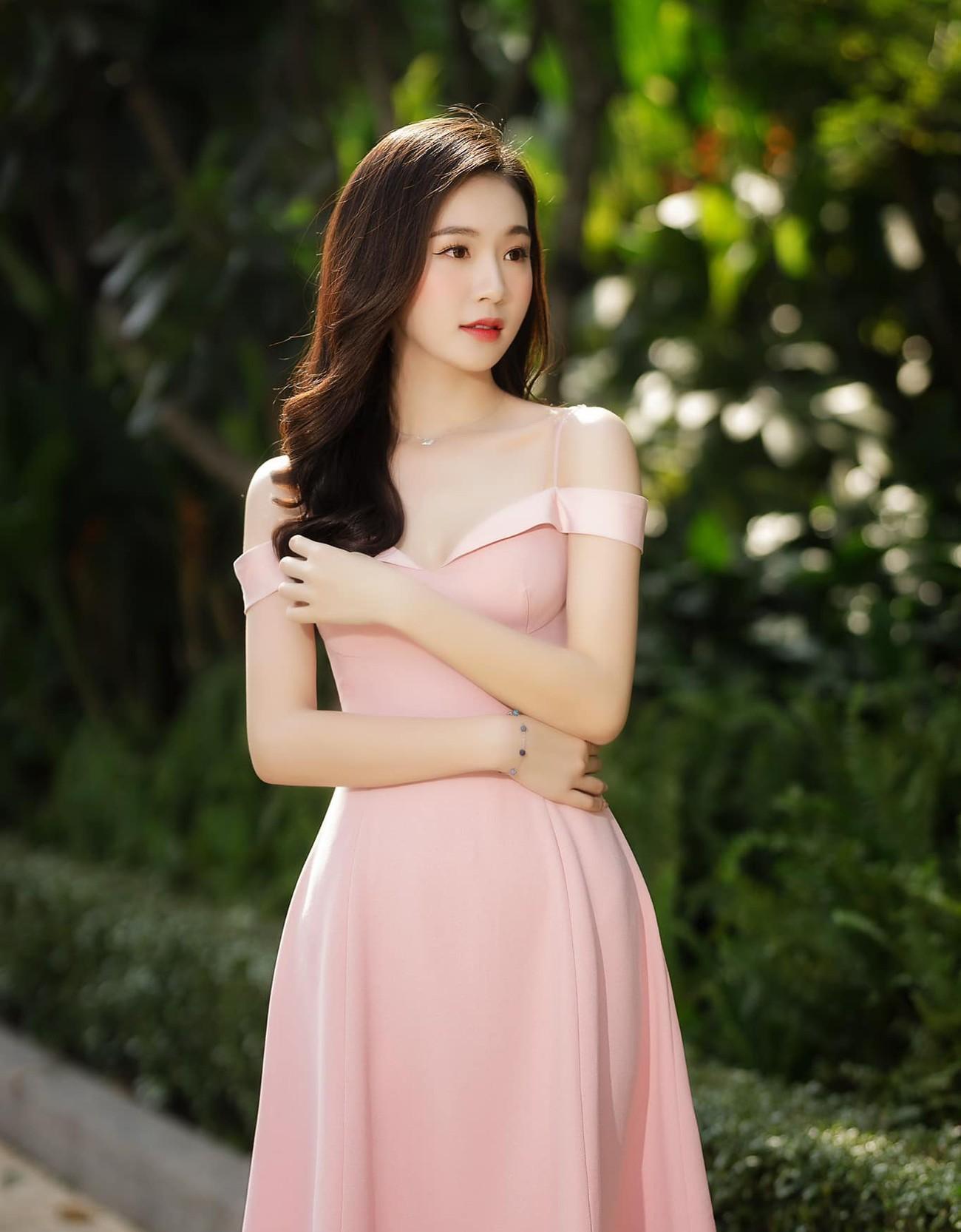 Người đẹp được yêu thích nhất HHVN 2020 khoe nhan sắc 'thần tiên tỷ tỷ' ảnh 2