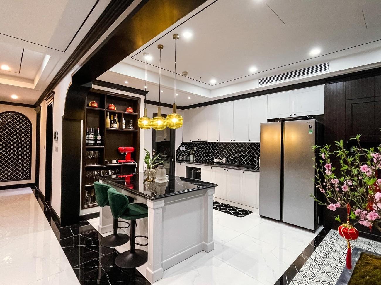 Cận cảnh căn hộ cao cấp, sang trọng như khách sạn của 'Quỳnh búp bê' Phương Oanh ảnh 4