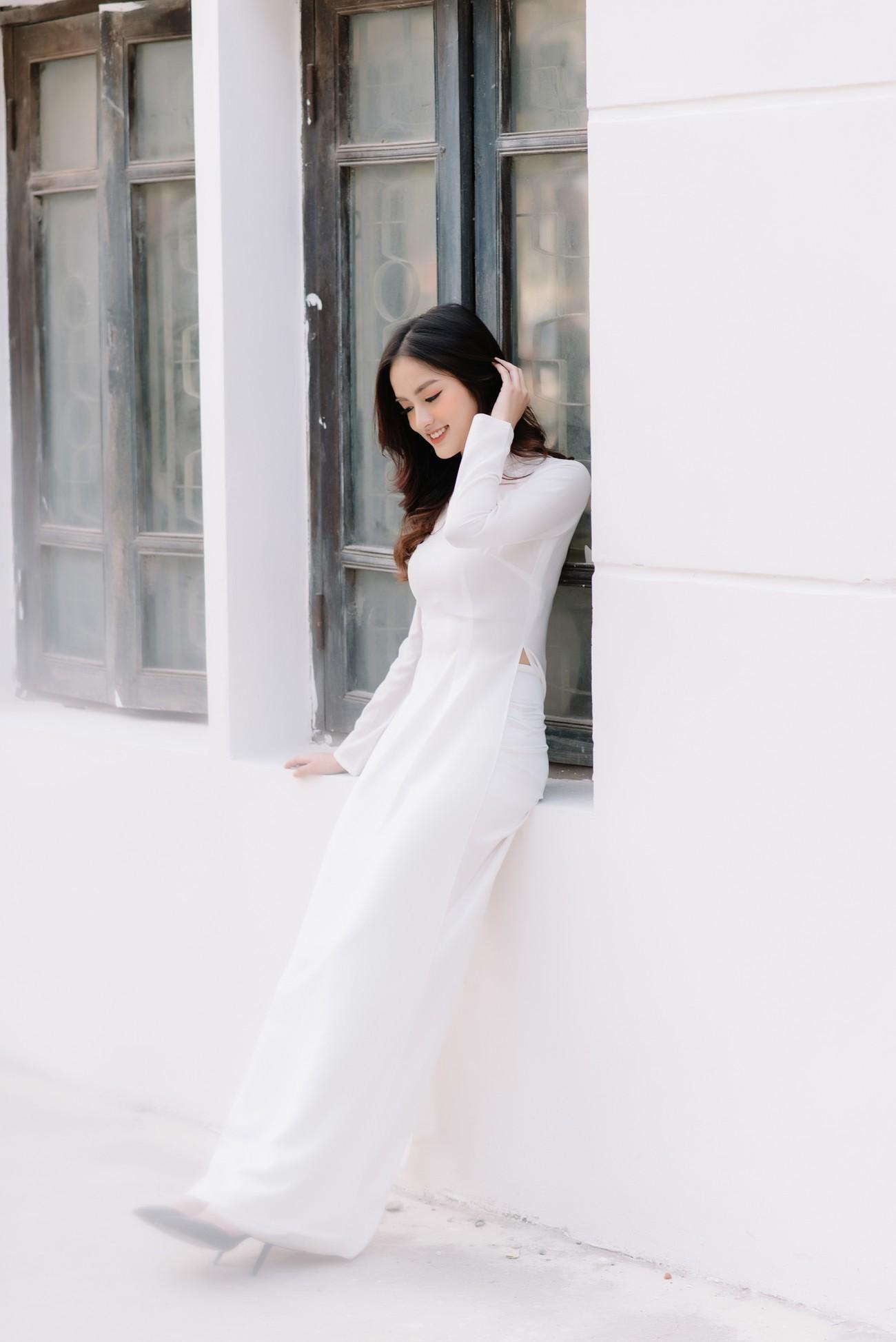Hoa khôi Đại học Ngoại thương từng thi Hoa hậu Việt Nam 2020 giờ ra sao? ảnh 6