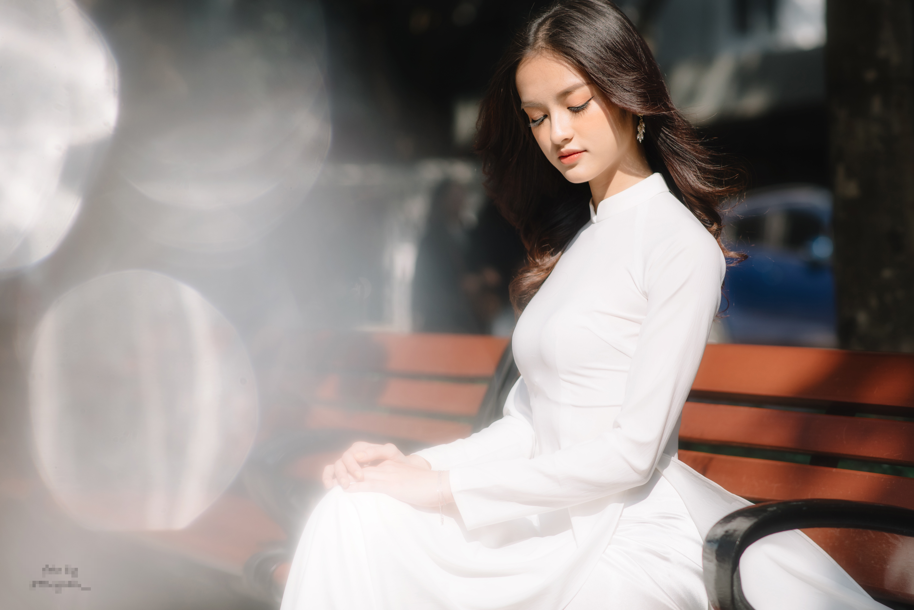 Hoa khôi Đại học Ngoại thương từng thi Hoa hậu Việt Nam 2020 giờ ra sao? ảnh 1