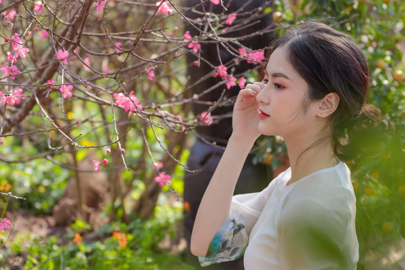 Hoa khôi Đại học Ngoại thương từng thi Hoa hậu Việt Nam 2020 giờ ra sao? ảnh 11