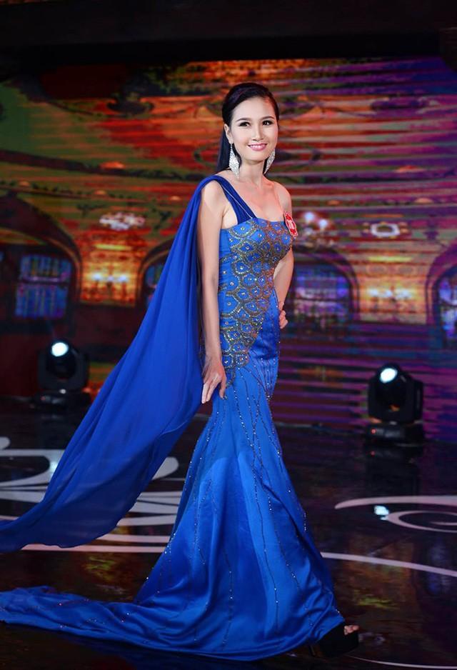 Những cô gái có mái tóc đẹp nhất Hoa hậu Việt Nam qua các mùa ảnh 9