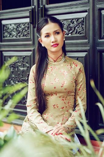 Những cô gái có mái tóc đẹp nhất Hoa hậu Việt Nam qua các mùa ảnh 4