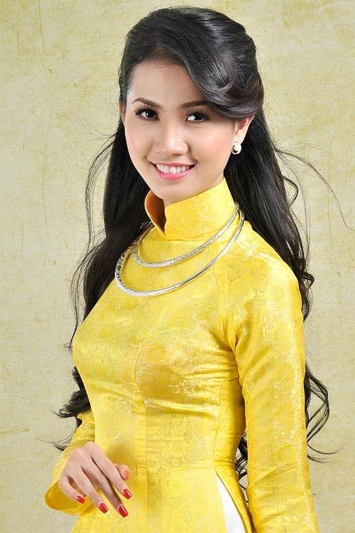 Những cô gái có mái tóc đẹp nhất Hoa hậu Việt Nam qua các mùa ảnh 1