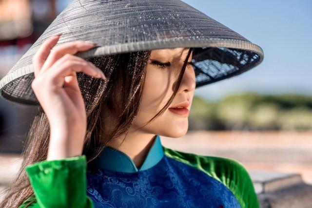 Những cô gái có mái tóc đẹp nhất Hoa hậu Việt Nam qua các mùa ảnh 12