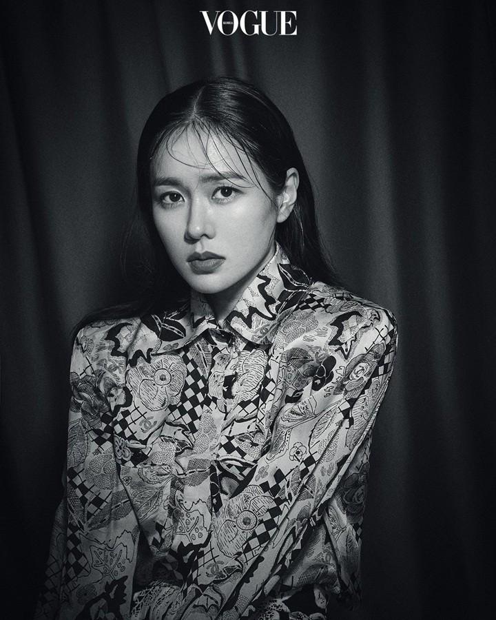 'Chị đẹp' Son Ye Jin tình tứ bên bạn trai cũ của Song Hye Kyo ảnh 5