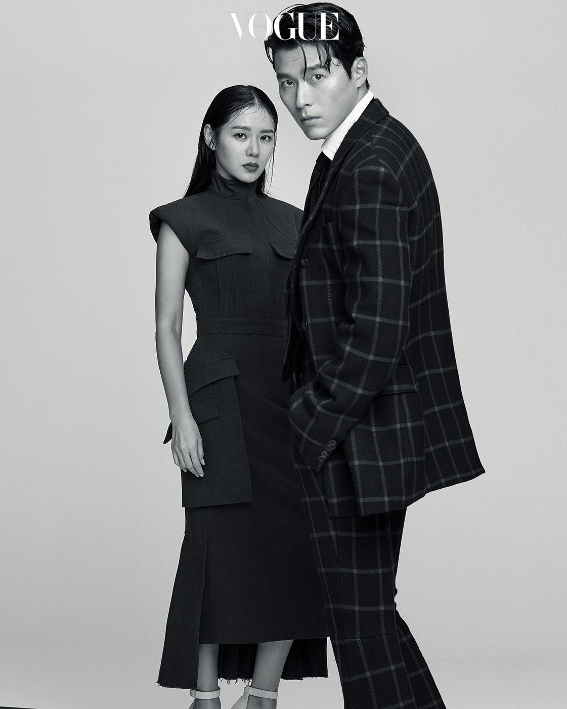'Chị đẹp' Son Ye Jin tình tứ bên bạn trai cũ của Song Hye Kyo ảnh 3
