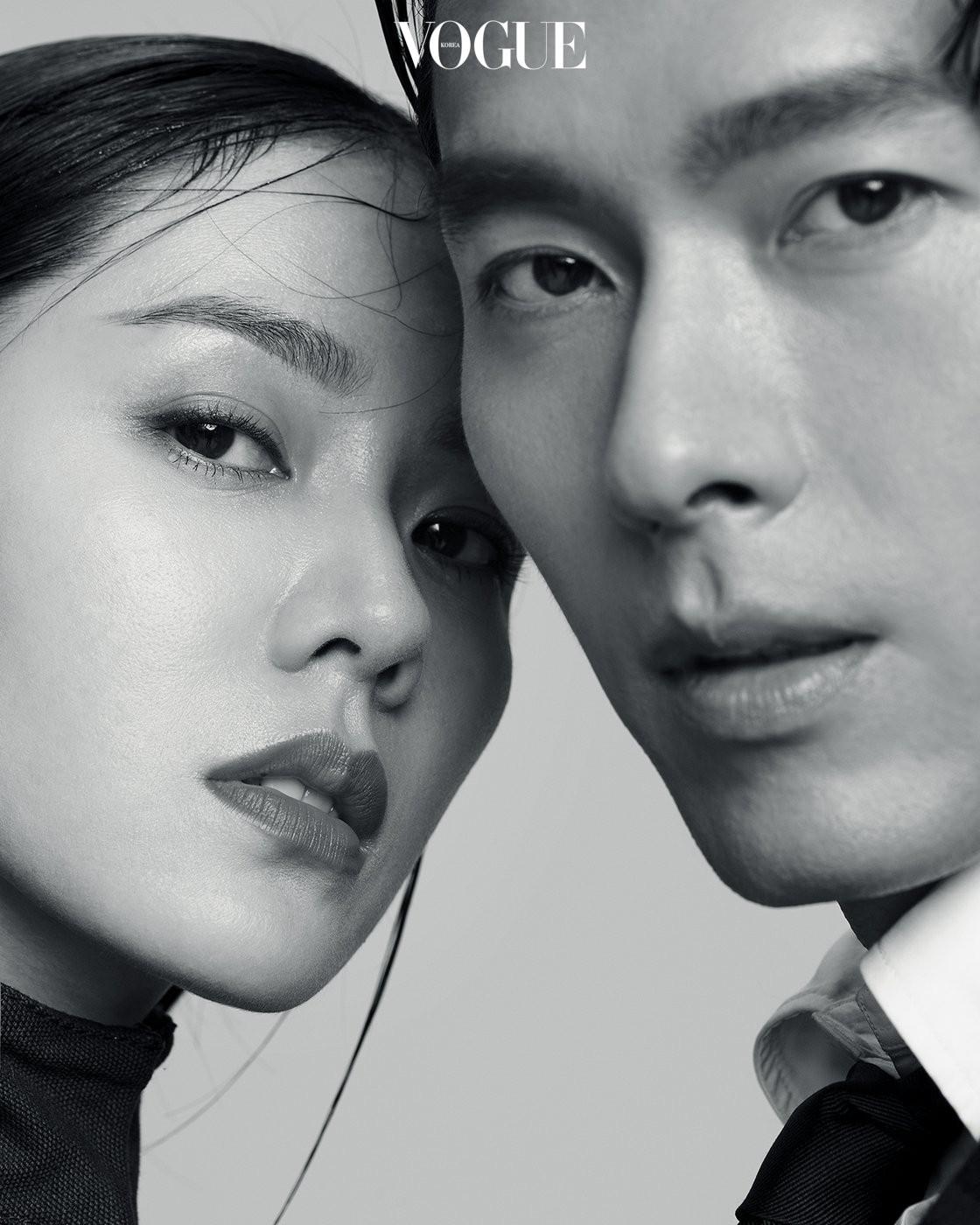 'Chị đẹp' Son Ye Jin tình tứ bên bạn trai cũ của Song Hye Kyo ảnh 2