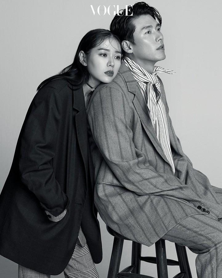 'Chị đẹp' Son Ye Jin tình tứ bên bạn trai cũ của Song Hye Kyo ảnh 1