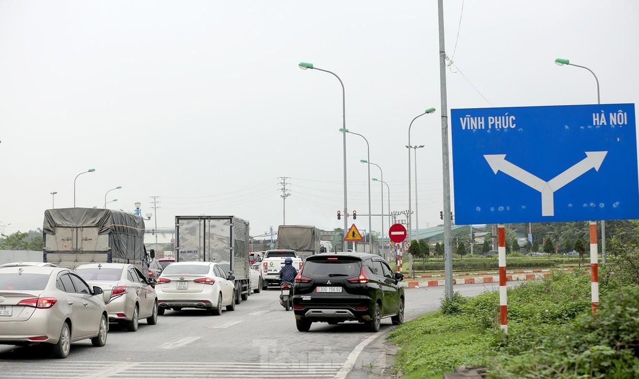 Tuyến đường 2.300 tỷ dài 15 km nối Hà Nội với Vĩnh Phúc hoạt động ra sao? ảnh 8