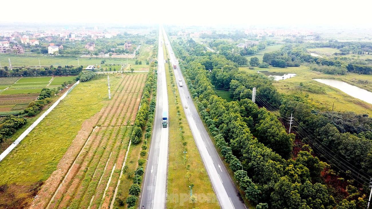 Tuyến đường 2.300 tỷ dài 15 km nối Hà Nội với Vĩnh Phúc hoạt động ra sao? ảnh 1