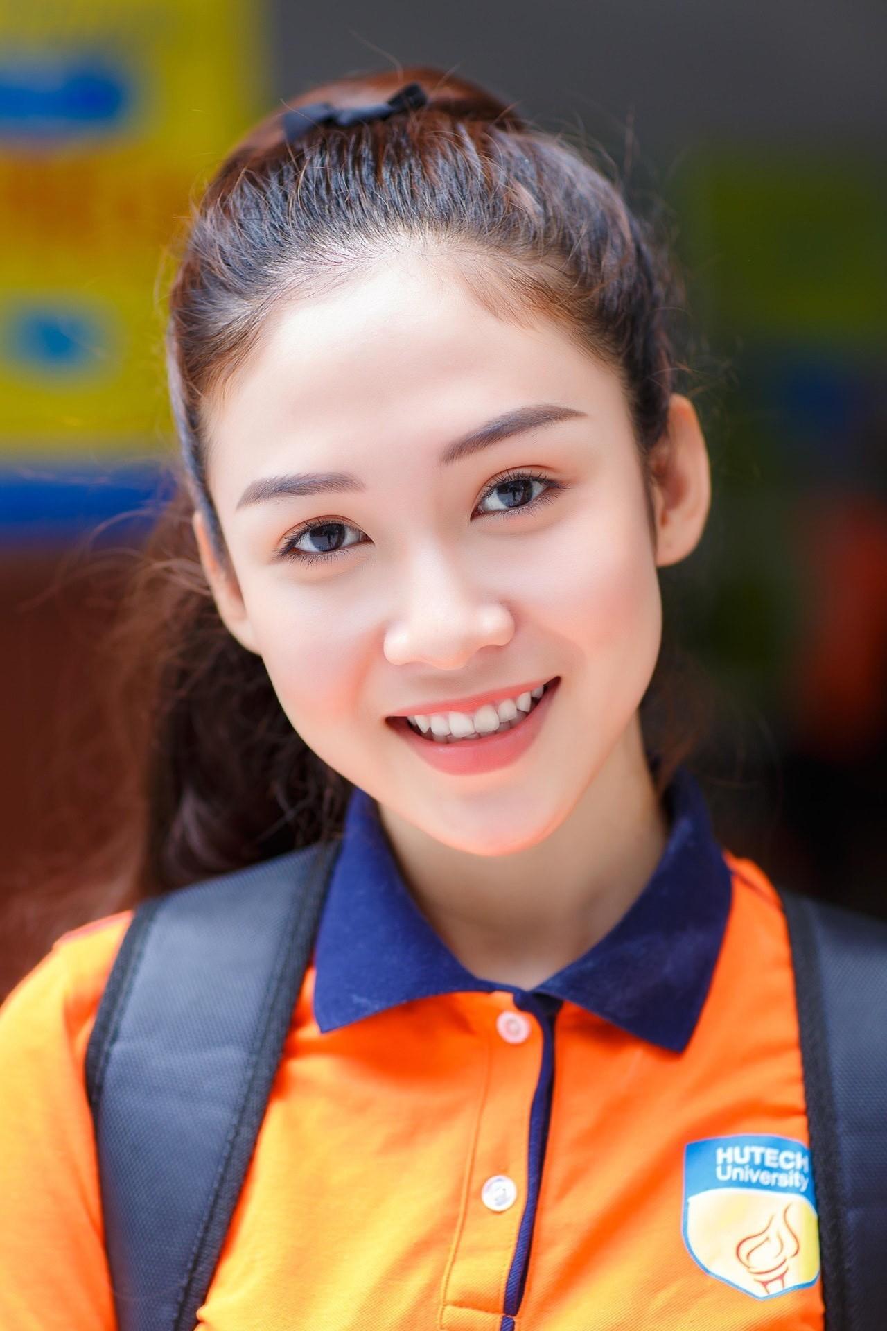 Hoa khôi 10X trường HUTECH chạm ngõ phim truyền hình  ảnh 5