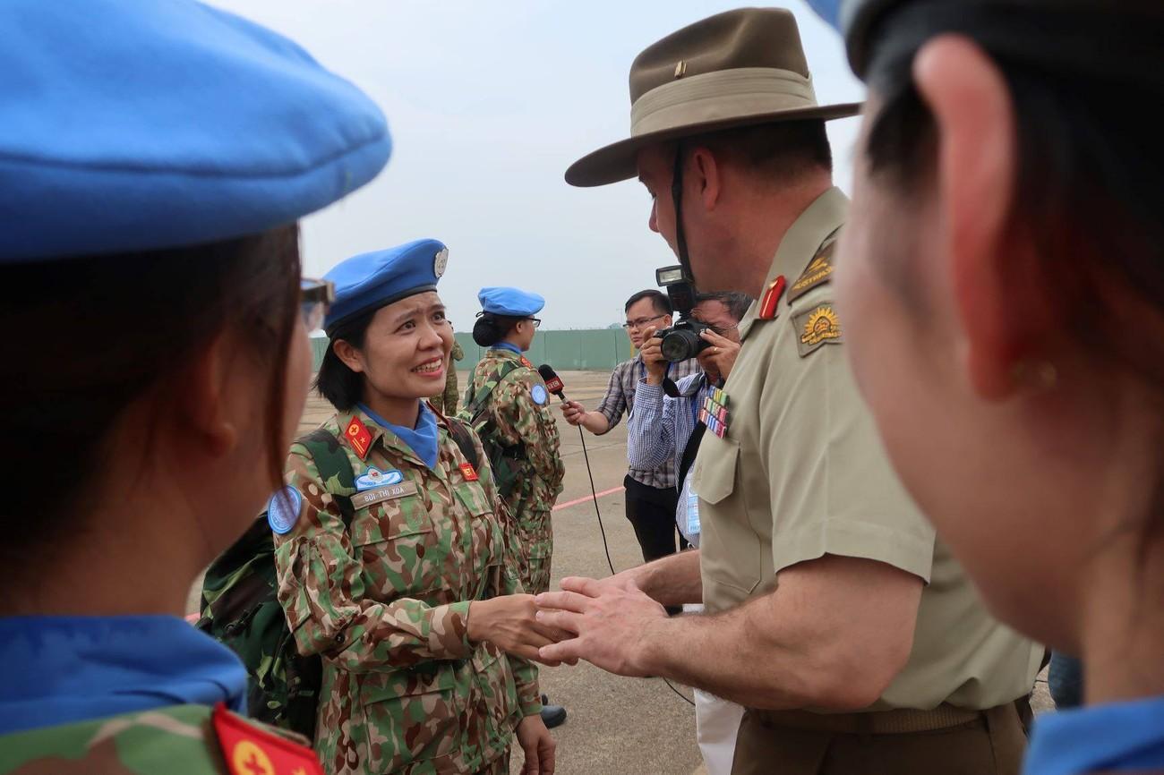 Lực lượng gìn giữ hòa bình Việt Nam xuất quân làm nhiệm vụ quốc tế ảnh 10