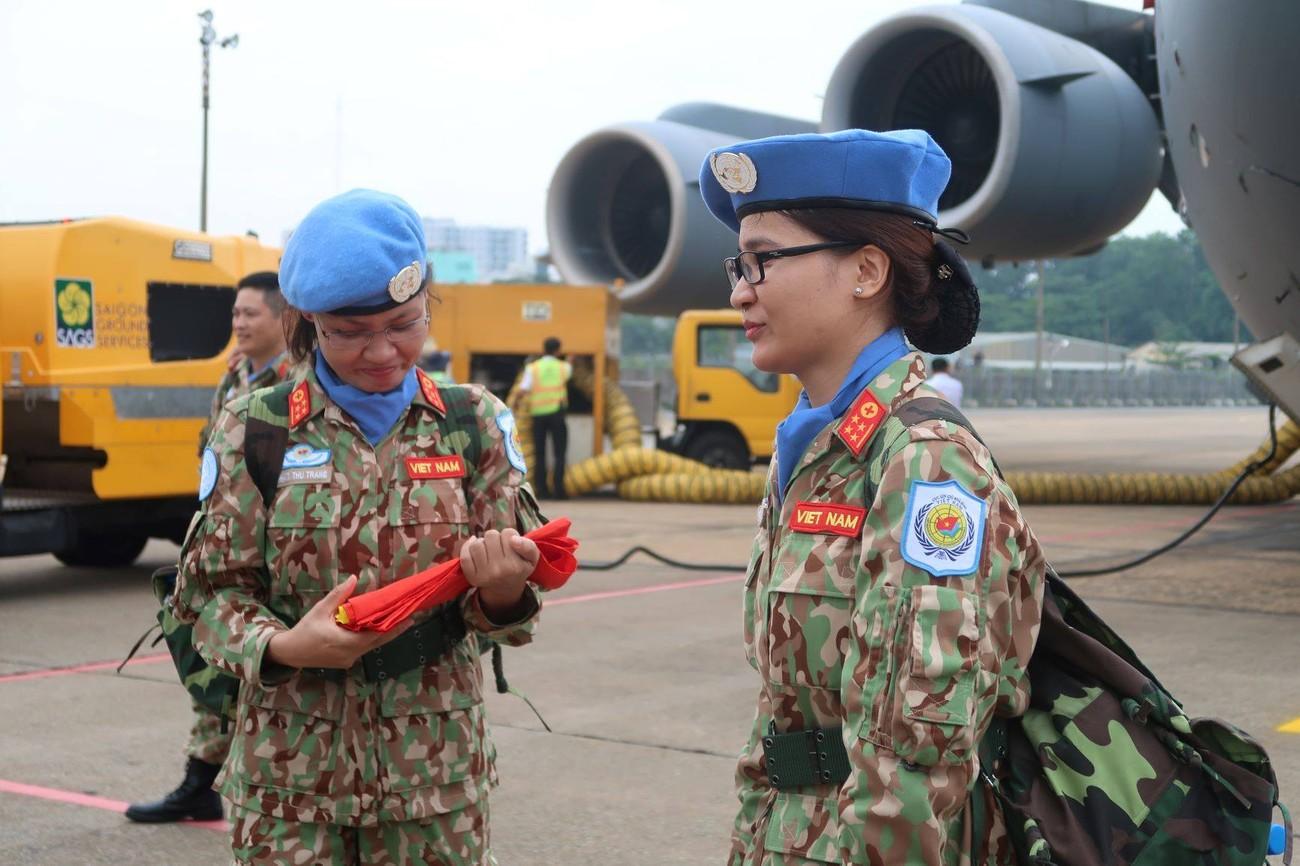 Lực lượng gìn giữ hòa bình Việt Nam xuất quân làm nhiệm vụ quốc tế ảnh 8