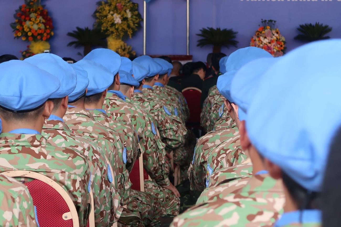 Lực lượng gìn giữ hòa bình Việt Nam xuất quân làm nhiệm vụ quốc tế ảnh 4