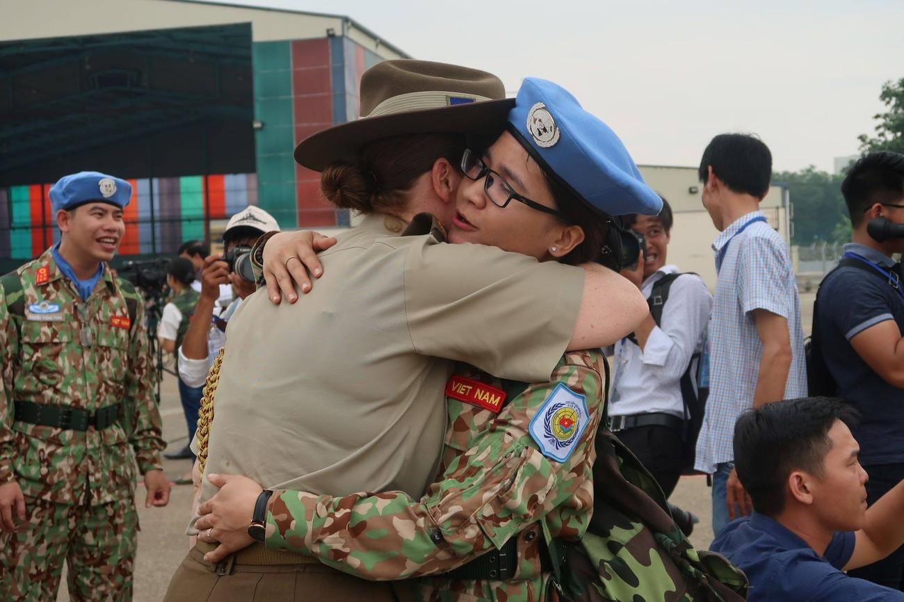 Lực lượng gìn giữ hòa bình Việt Nam xuất quân làm nhiệm vụ quốc tế ảnh 11