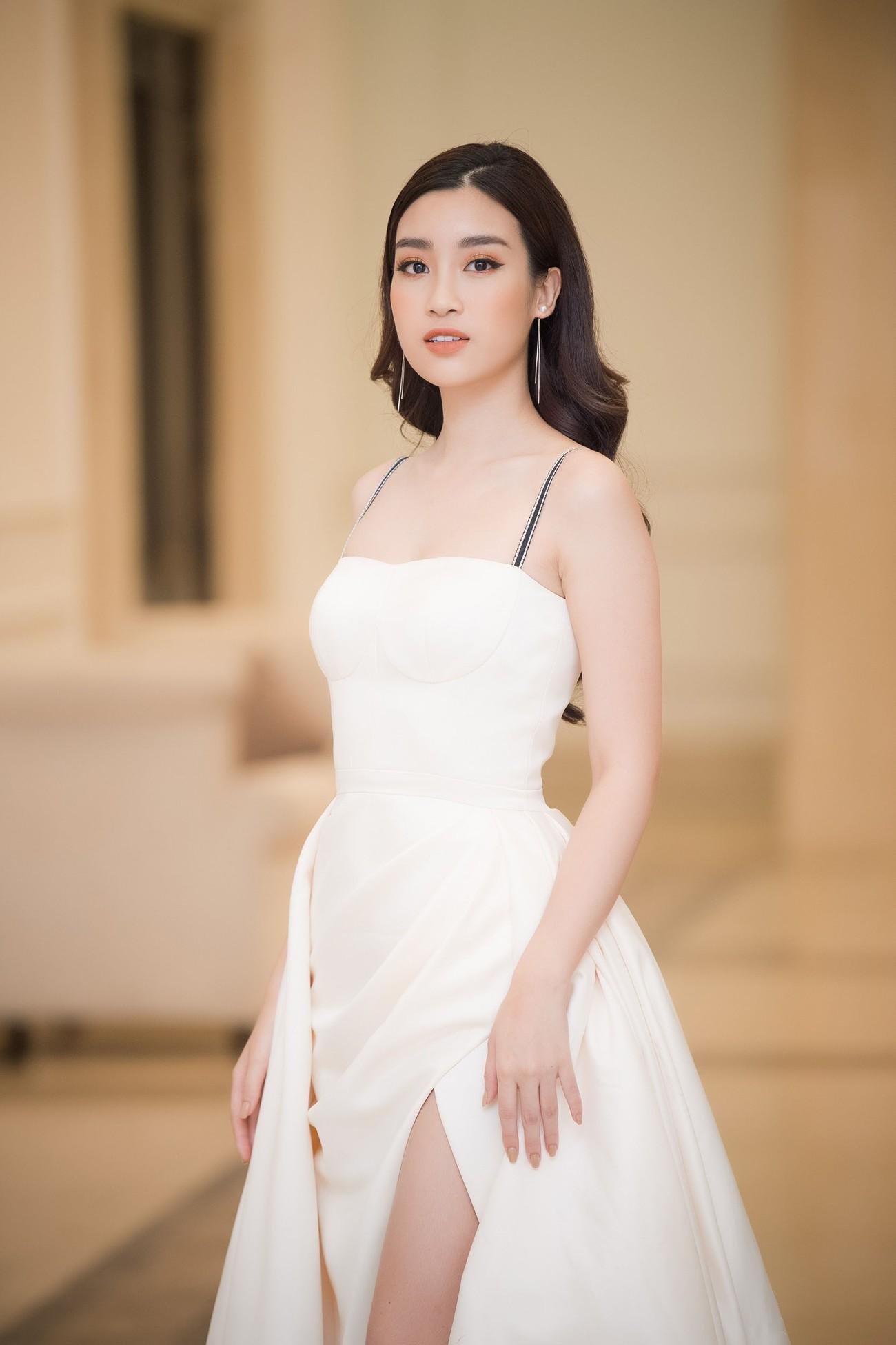 Hoa hậu Thu Thuỷ tái xuất, hội ngộ cùng dàn Hoa, Á hậu đình đám ảnh 2