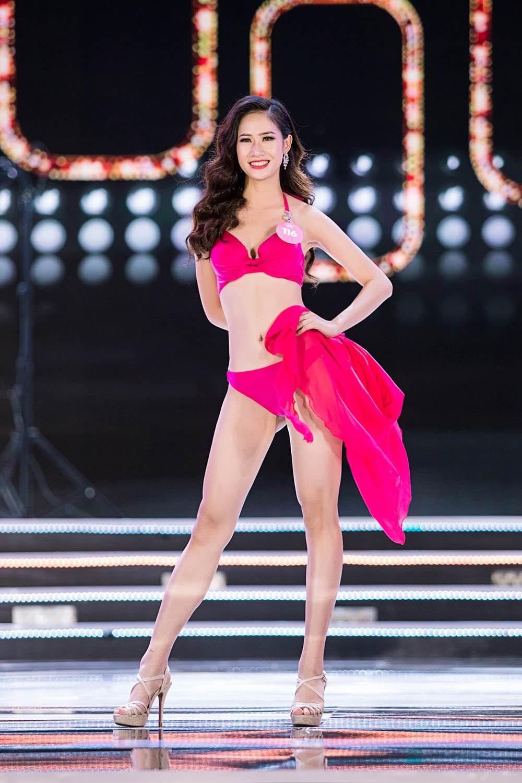 Top 25 khoe body nóng bỏng tại chung kết Hoa hậu Việt Nam 2018 ảnh 8