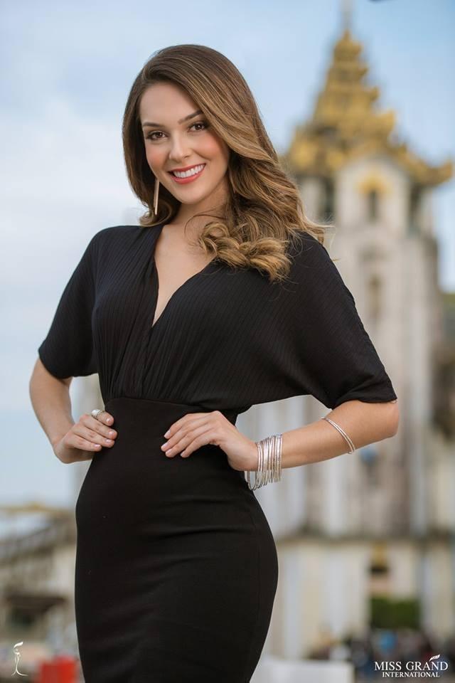 Ảnh chân dung của Á hậu Phương Nga tại Miss Grand 2018 nhận 'bão like' ảnh 4