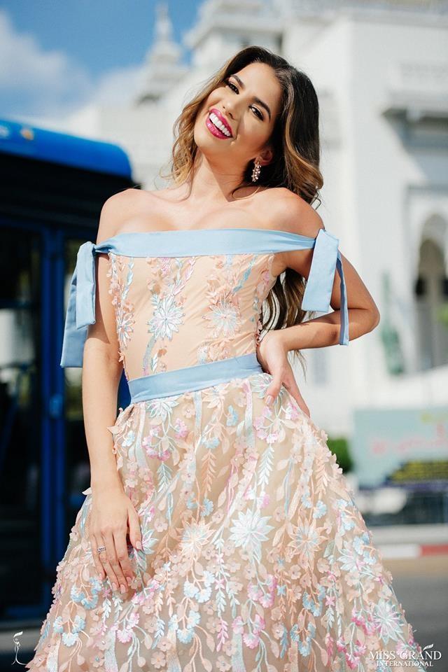 Ảnh chân dung của Á hậu Phương Nga tại Miss Grand 2018 nhận 'bão like' ảnh 5