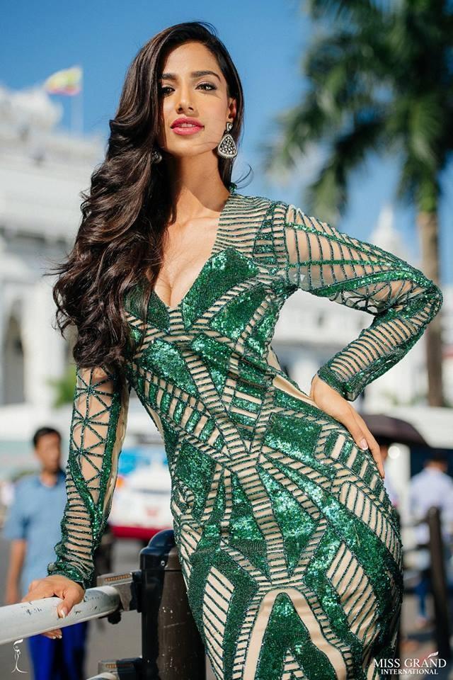 Ảnh chân dung của Á hậu Phương Nga tại Miss Grand 2018 nhận 'bão like' ảnh 7