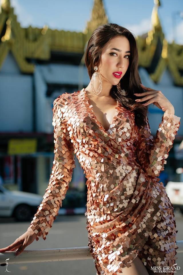 Ảnh chân dung của Á hậu Phương Nga tại Miss Grand 2018 nhận 'bão like' ảnh 8