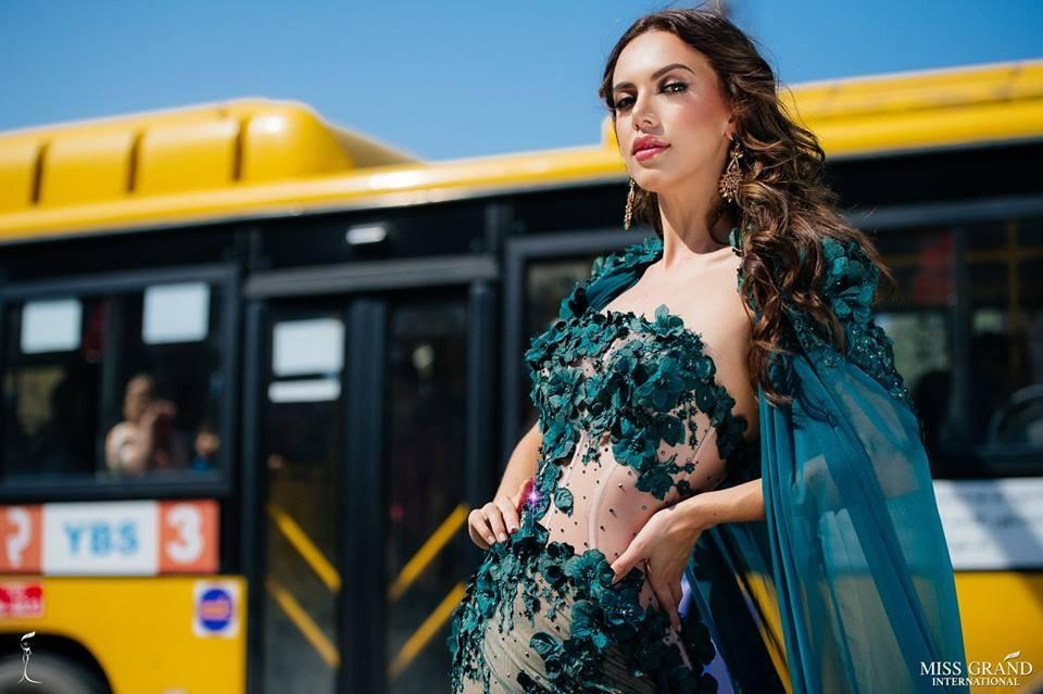 Ảnh chân dung của Á hậu Phương Nga tại Miss Grand 2018 nhận 'bão like' ảnh 9