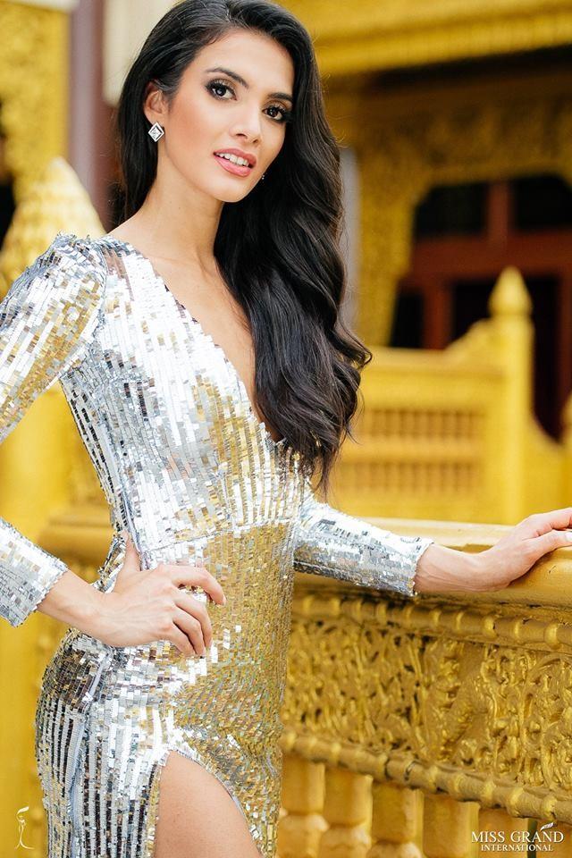 Ảnh chân dung của Á hậu Phương Nga tại Miss Grand 2018 nhận 'bão like' ảnh 10