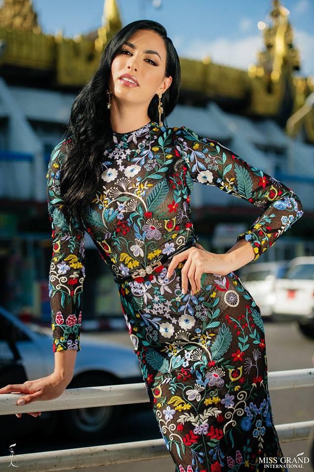 Ảnh chân dung của Á hậu Phương Nga tại Miss Grand 2018 nhận 'bão like' ảnh 11