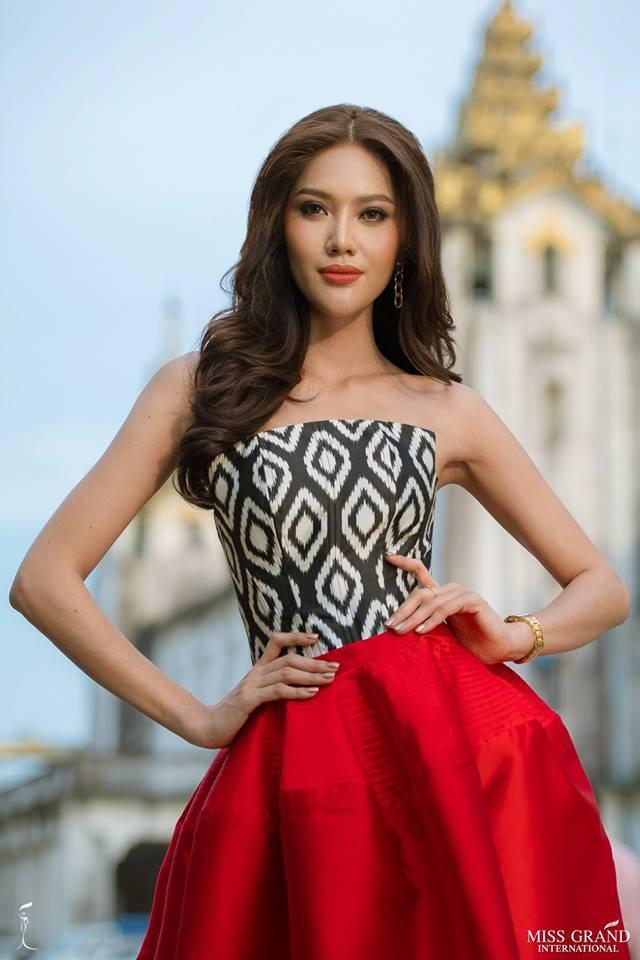 Ảnh chân dung của Á hậu Phương Nga tại Miss Grand 2018 nhận 'bão like' ảnh 12