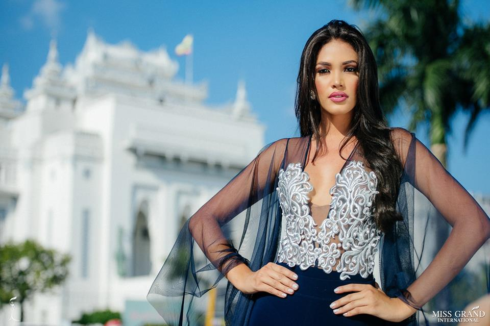 Ảnh chân dung của Á hậu Phương Nga tại Miss Grand 2018 nhận 'bão like' ảnh 13