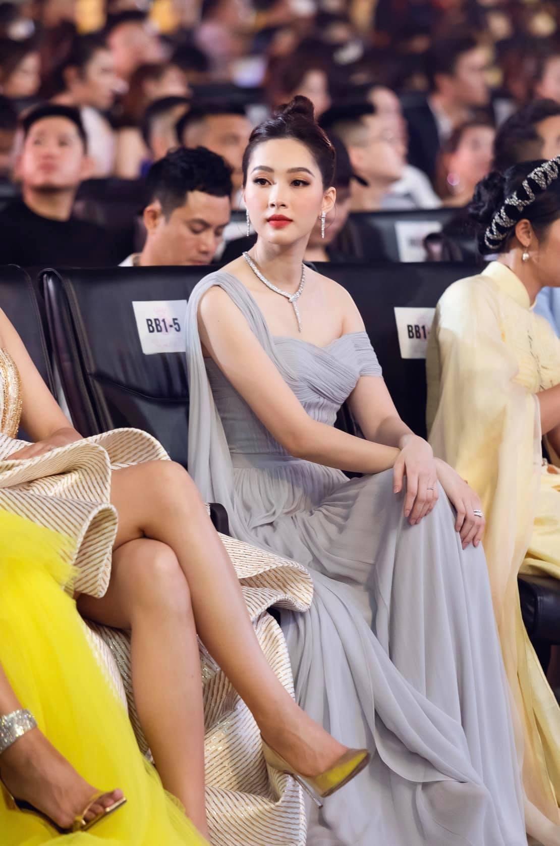 Sắc vóc Hoa hậu Đặng Thu Thảo sau 8 năm đăng quang, làm mẹ 2 con vẫn gây ngưỡng mộ ảnh 1