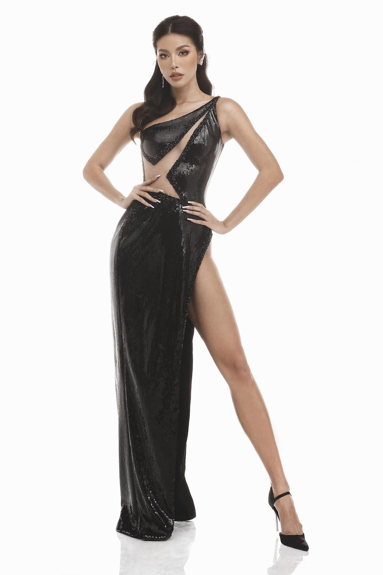 Hoa hậu Thuỳ Dung tái xuất xinh đẹp, Lương Thuỳ Linh diện áo dài đính kết lạ mắt ảnh 8