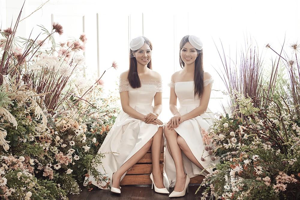 Vợ sắp cưới kém 15 tuổi của NSND Công Lý xinh đẹp lộng lẫy khi mặc váy cô dâu ảnh 7
