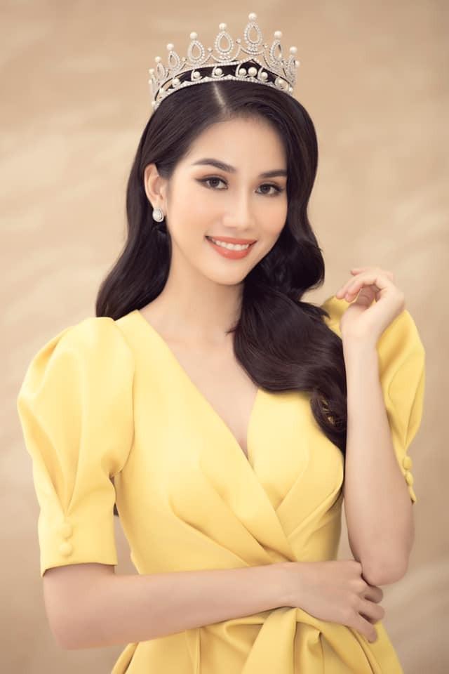 Gu thời trang 'thăng hạng' đầy gợi cảm của Á hậu Phương Anh sau 1 tháng nhận danh hiệu ảnh 6