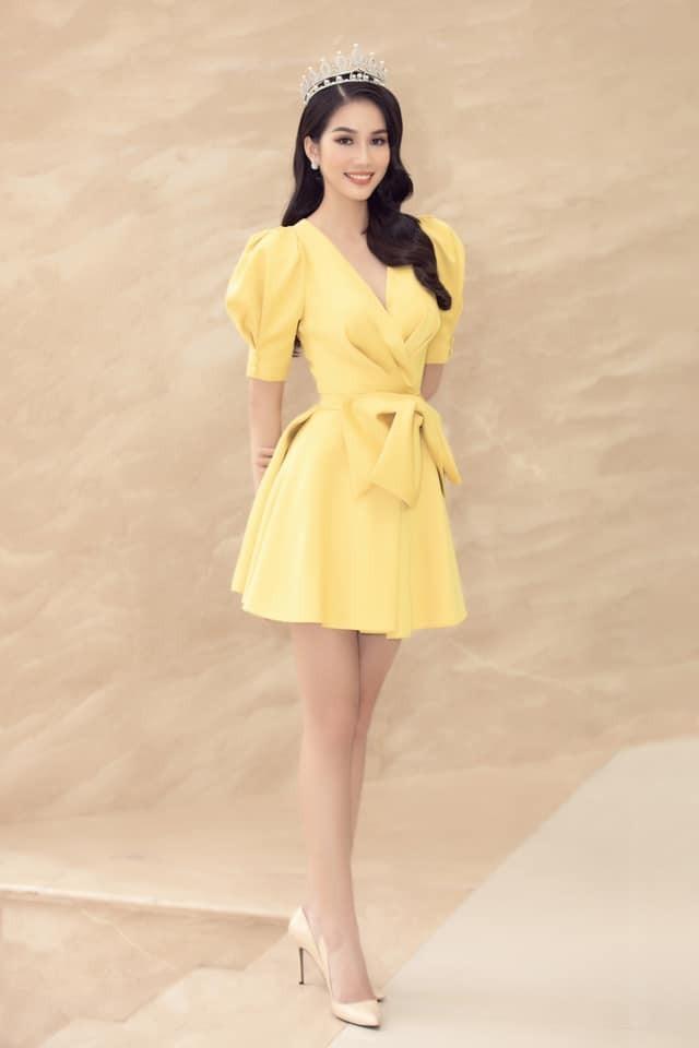 Gu thời trang 'thăng hạng' đầy gợi cảm của Á hậu Phương Anh sau 1 tháng nhận danh hiệu ảnh 7