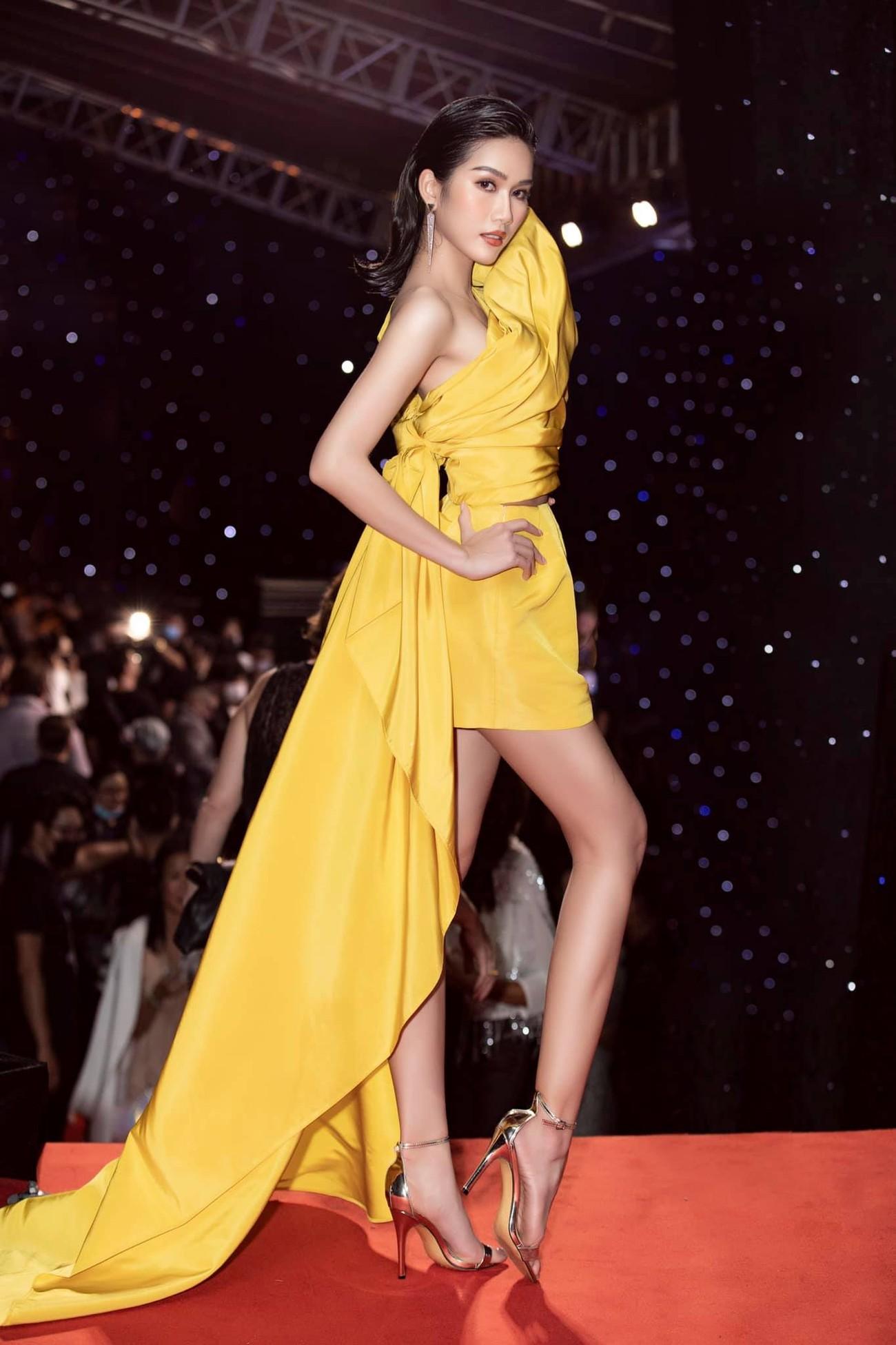 Gu thời trang 'thăng hạng' đầy gợi cảm của Á hậu Phương Anh sau 1 tháng nhận danh hiệu ảnh 9