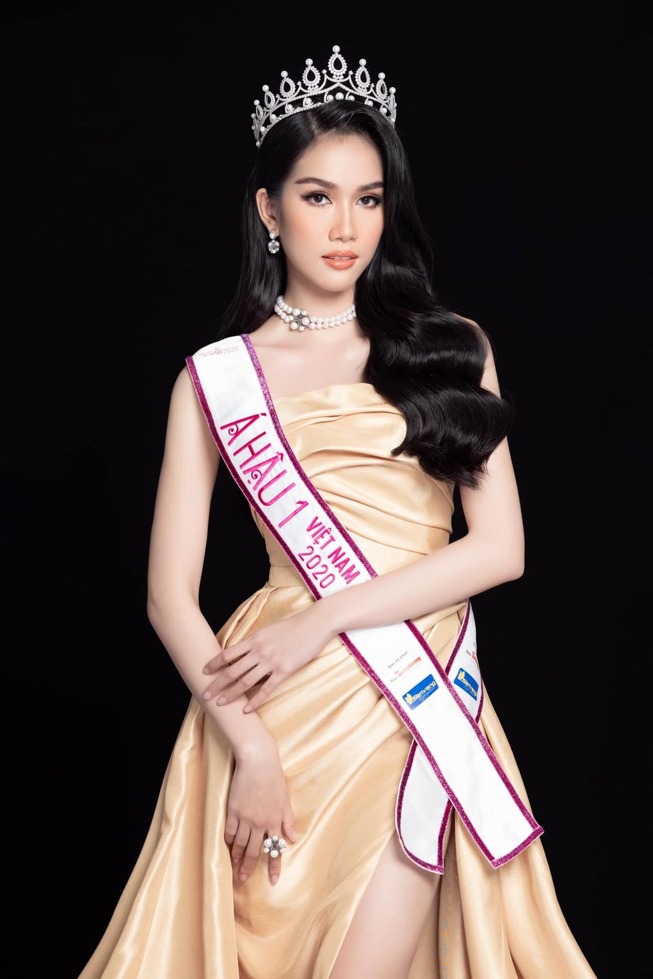 Gu thời trang 'thăng hạng' đầy gợi cảm của Á hậu Phương Anh sau 1 tháng nhận danh hiệu ảnh 2