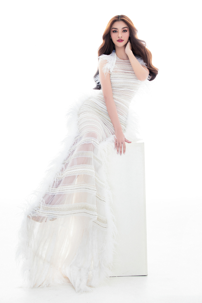Kiều Loan thăng hoa với thần thái chuẩn Beauty Queen sau khi được đề cử 'Ngôi sao của năm' ảnh 6