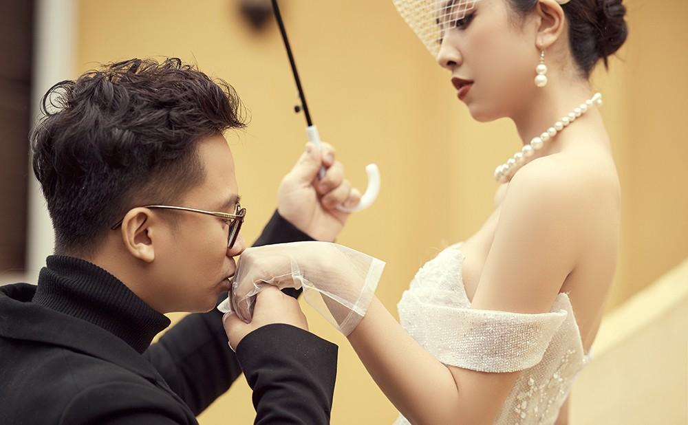 Á hậu Thúy An tiếp tục tung ảnh cưới 'tình bể bình' ở Đà Lạt trước thềm hôn lễ ảnh 10