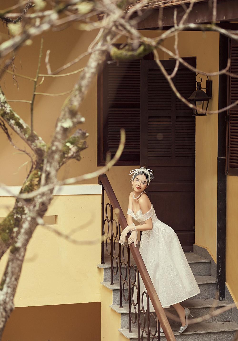 Á hậu Thúy An tiếp tục tung ảnh cưới 'tình bể bình' ở Đà Lạt trước thềm hôn lễ ảnh 11