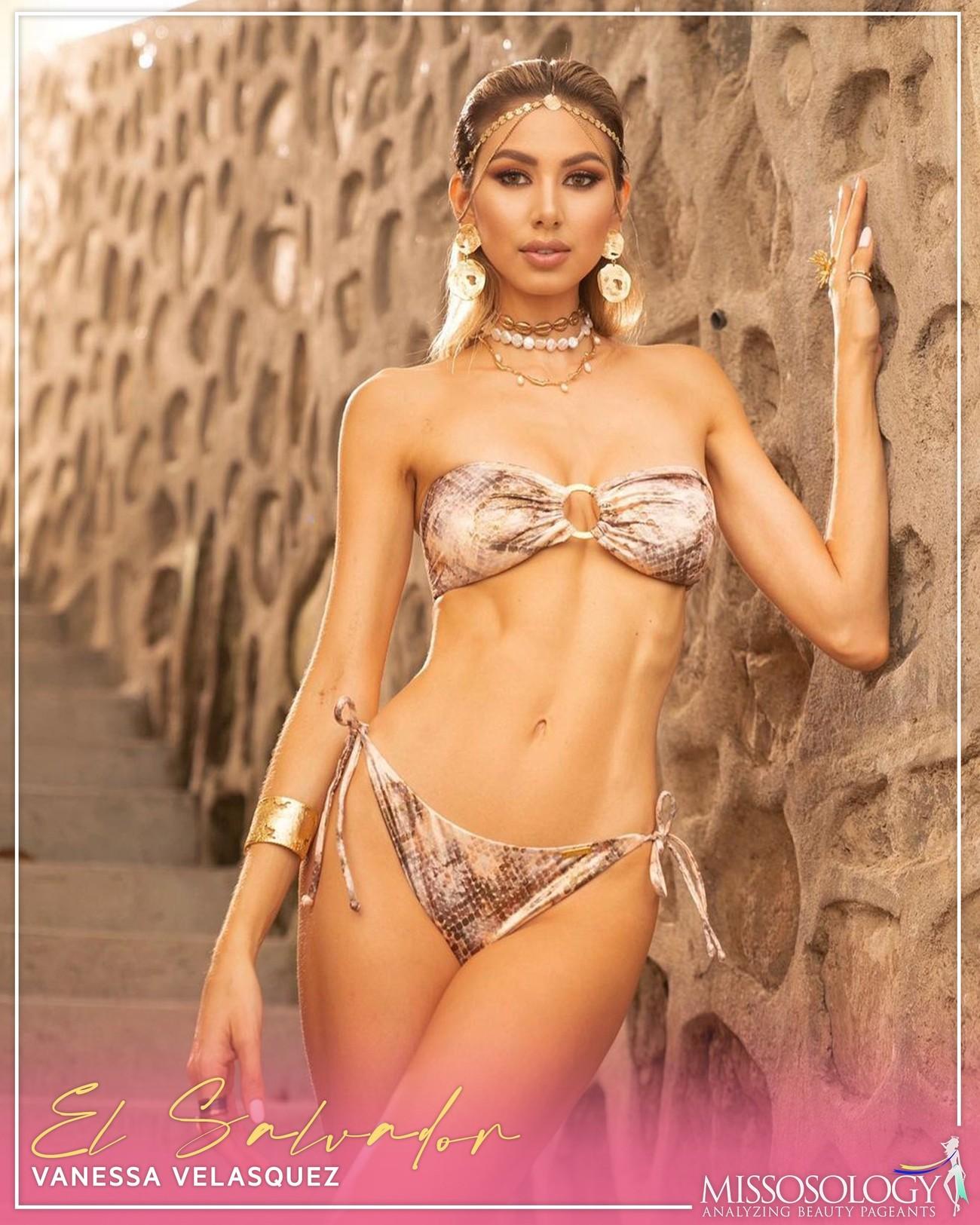 Khánh Vân và dàn thí sinh Miss Universe 2021 đọ sắc vóc nóng bỏng với bikini ảnh 14